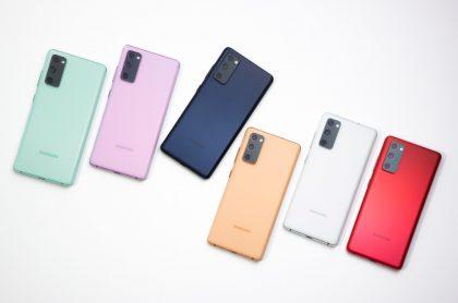 Nuevo celular Galaxy S20 Fan Edition en Colombia.