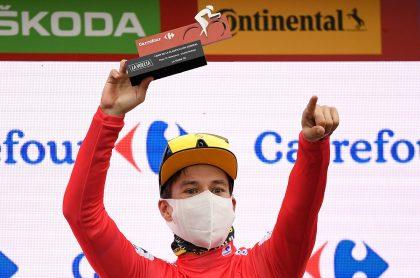 Primoz Roglic, nuevo campeón de la Vuelta a España 2020; clasificación  general.