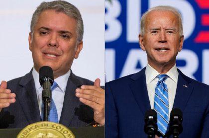 Varias organizaciones civiles de Estados Unidos le pidieron a Joe Biden que le exija al Gobierno de Iván Duque cumplir con el acuerdo de paz en Colombia.