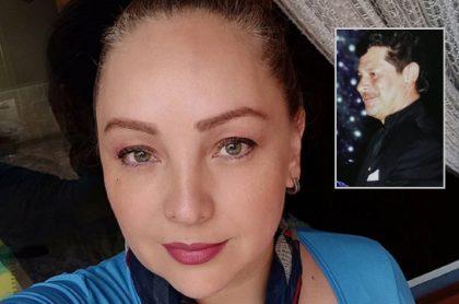 Selfi de Ana Victoria Beltrán, actriz que fue Daniela Franco en 'Padres e hijos y dedicó mensaje por muerte de Roberto Reyes.