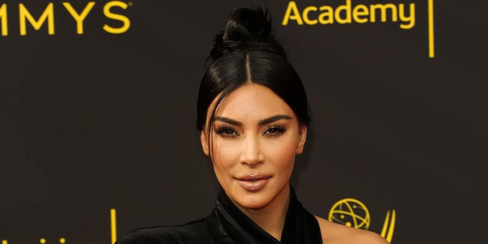 Foto de Kim Kardashian, que cobra una fortuna por publicar en Instagram