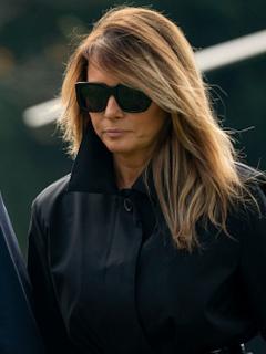 ¿Se divorcian Donald Trump y su esposa Melania?
