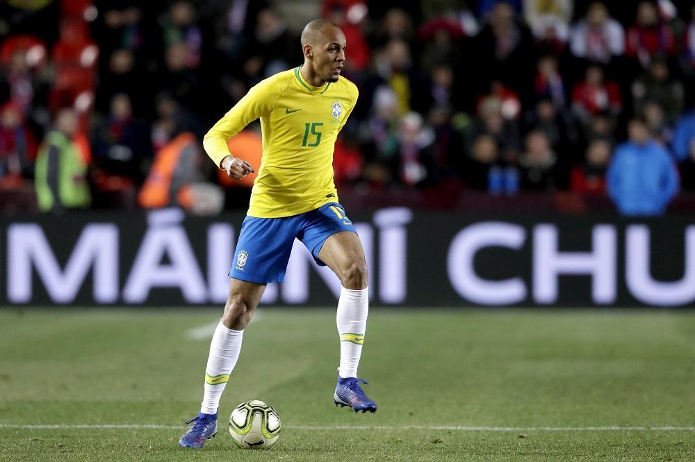 Eliminatorias sudamericanas: imagen de Fabinho, quien no estará en las fechas 3 y 4.