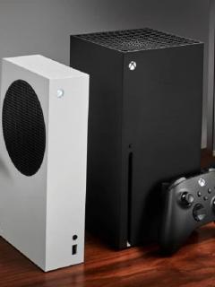 Las nuevas consolas de Microsoft, las Xbox Series X y Series S.
