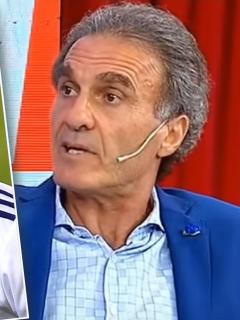 Ruggeri critica reaparición de Sebastián Villa con Boca Juniors. Fotomontaje: Pulzo.