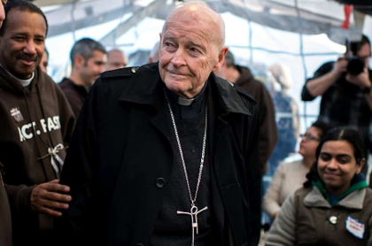 Pontífices conocían abuso sexual de excardenal y no hicieron nada.