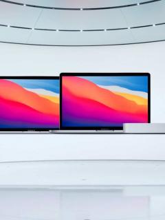 Apple presentó sus nuevas Mac Mini en el evento de este 10 de noviembre de 2020.