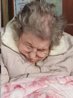 El estado emocional de Doreen Tilly se ha deteriorados por el confinamiento en el Reino Unido.