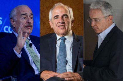 Los expresidentes Andrés Pastrana, Ernesto Samper y Álvaro Uribe, llamados a declarar por magnicidio de Álvaro Gómez Hurtado.