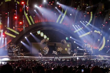 El Festival de la Canción de Viña del Mar, en el que este año se presentó el cantante puertorriqueño Ricky Martin, fue suspendido para el año entrante por el coronavirus.