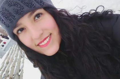 Luisa Valentina Calderón, colombiana que lucha por volver al país para recibir costoso tratamiento contra la leucemia, en Rusia.