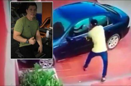 Sneider Murillo Mancilla, asesinado en medio de un intento de fleteo en Maicao, La Guajira