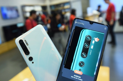 El nuevo celular de Xiaomi tendría pantalla curva.