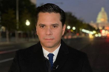 Luis Carlos Vélez anuncia que tiene COVID-19.