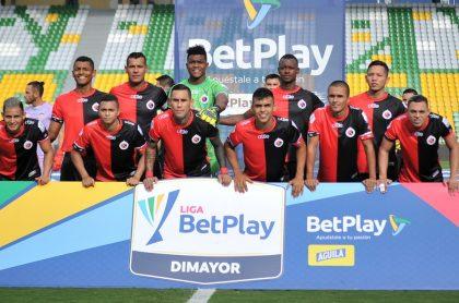 Cúcuta Deportivo, equipo que no jugará más la Liga BetPlay por sanción