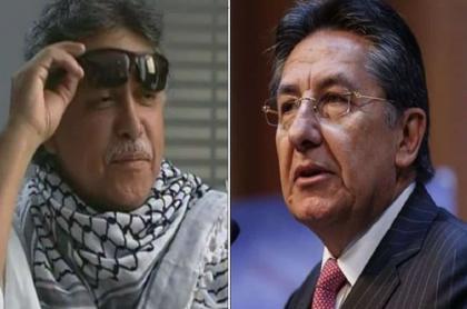Néstor Humberto Martínez niega que la Fiscalía haya puesto droga para tenderle trampa a 'Santrich'