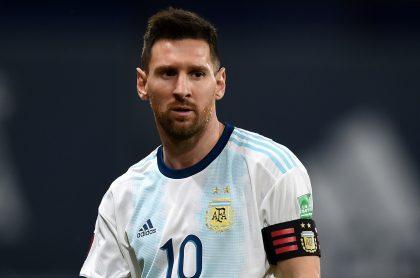 Lionel Messi en el partido Argentina vs. Paraguay de Eliminatorias, video del polémico gol que le anularon