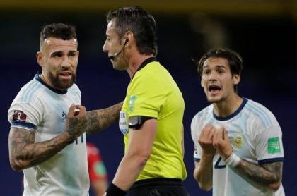 Argentina y Paraguay pudieron haber anotado de no ser por el VAR.