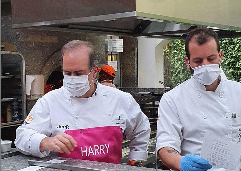 Balzac, restaurante francés de Harry Sasson, tuvo que cerrar sus puertas durante la pandemia después de varios meses de restricciones. Ya reabrió sus puertas / Tomada de la cuenta de Instagram harry_sasson.