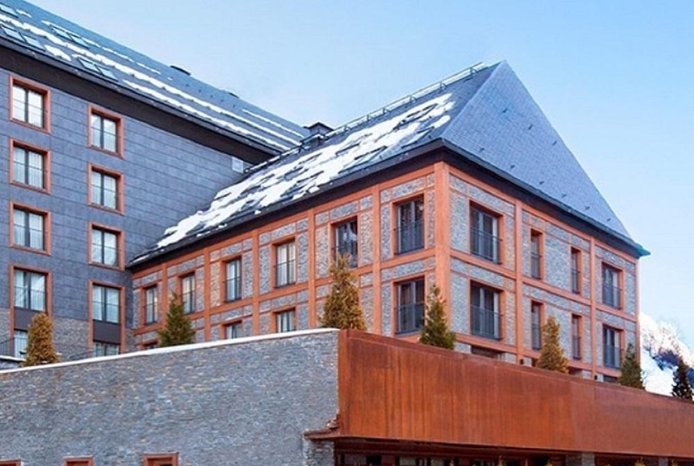 La cadena del argentino está gestionada por Majestic Hotel Group. Este es el cuarto hotel en España / Tomada de la cuenta de Instagram hotelmimbaqueira.