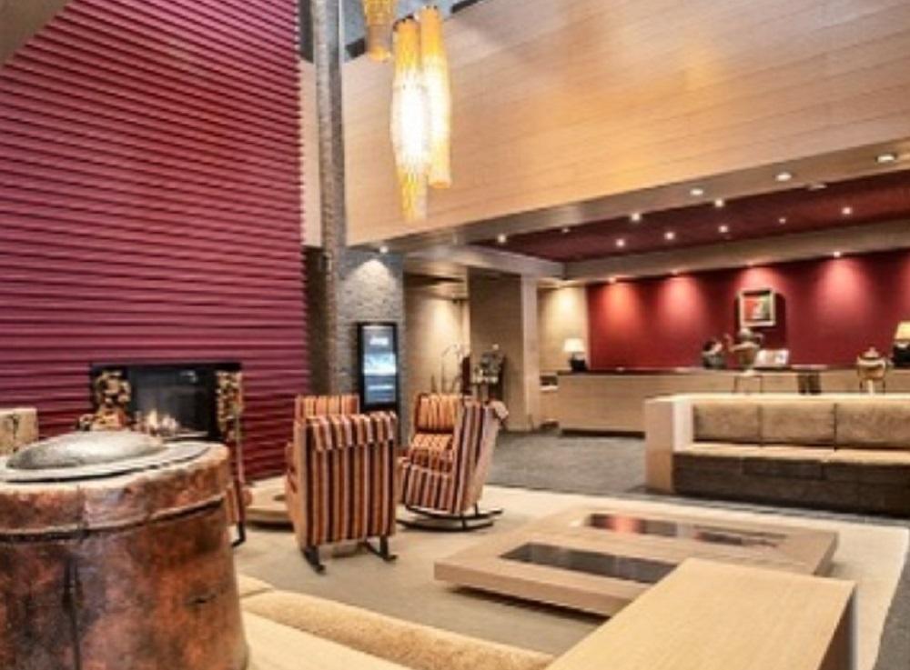 Este es un hotel de cuatro estrellas superior, con 141 habitaciones que tienen una capacidad máxima de hasta 5 huéspedes / Tomada de la cuenta de Instagram hotelmimbaqueira.