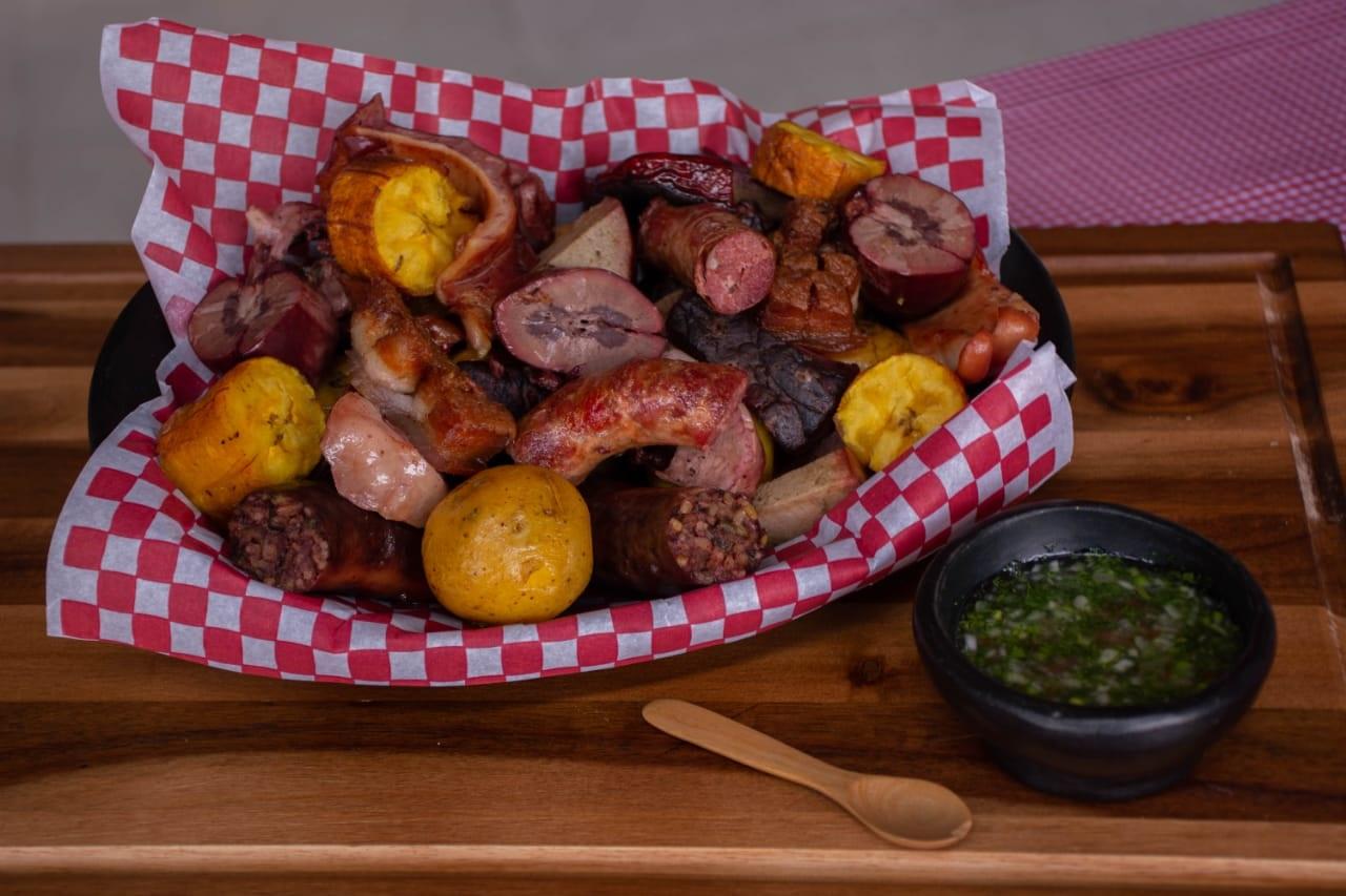 El Fritanga Fest hace parte de la reactivación económica de la gastronomía bogotana / Tomada de la cuenta de Twitter @IPESBogota.