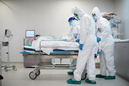 Imagen de un hospital, que ilustra nota: clínica, en Cali, a punto de cerrar por falta de casos COVID-19