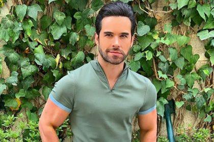 Eleazar Gómez, actor de 'Rebelde', quien fue denunciado por violencia de género.