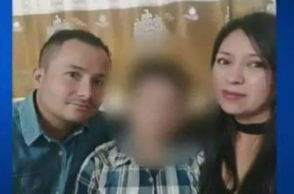 Esposa de desaparecido dice que investigación no avanza