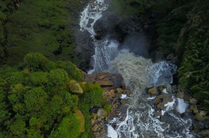 El río Bogotá se encuentra en riesgo de desbordamiento, tal como lo han informado la CAR y el Ideam.
