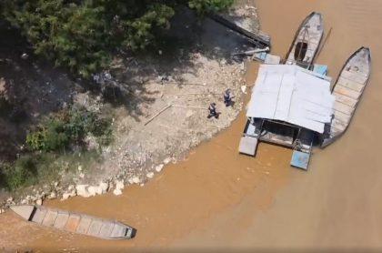 Niño de 3 años fue hallado muerto en el río Cauca, en Cali