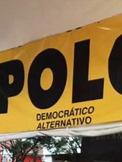 Alexander López, candidato presidencial del Polo Democrático. Imagen de referencia del Polo Democrático.