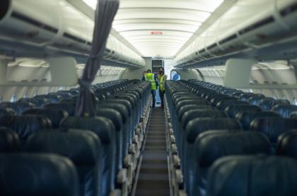 Ya hay algunos aproximados de lo que puede costar viajar por aire en diciembre.