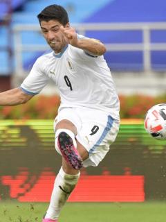 Luis Suárez dio positivo por COVID-19; no jugará contra Brasil