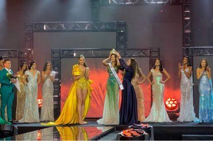 Coronación de Laura Olascuaga en Miss Universe Colombia, que no le dio tanto 'rating' a RCN, pero se metió al top 10 de lo más visto de RCN y Caracol del 16 de noviembre.