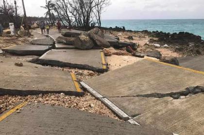 ¿Dónde donar para los afectados de San Andrés y Providencia?