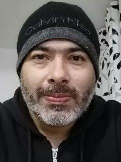 Óscar Monsalve, mejor conocido como 'Risaloca', luego de superar el coronavirus.