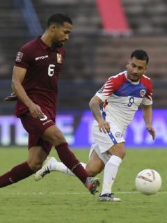 Chile perdió con Venezuela y quedó con los mismos puntos que Colombia en las eliminatorias a Catar 2022 tras la cuarta jornada.
