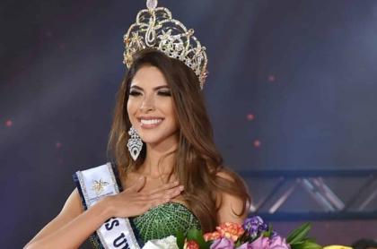 Foto de Laura Olascuaga, Miss Universe Colombia 2020