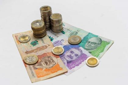 Foto ilustrativa del salario mínimo en Colombia.