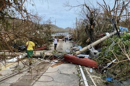 Senadores donarán $2 millones para damnificados de huracán Iota