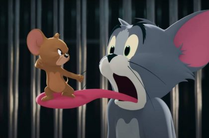 Imagen de 'Tom y Jerry', a propósito de su película