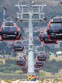 Imagen de Transmicable, a propósito de la interrupción en el servicio.