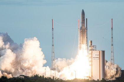 Lanzamiento del onsorcio espacial Arianespace, ilustra nota de error humano que terminó en fracaso de lanzamiento