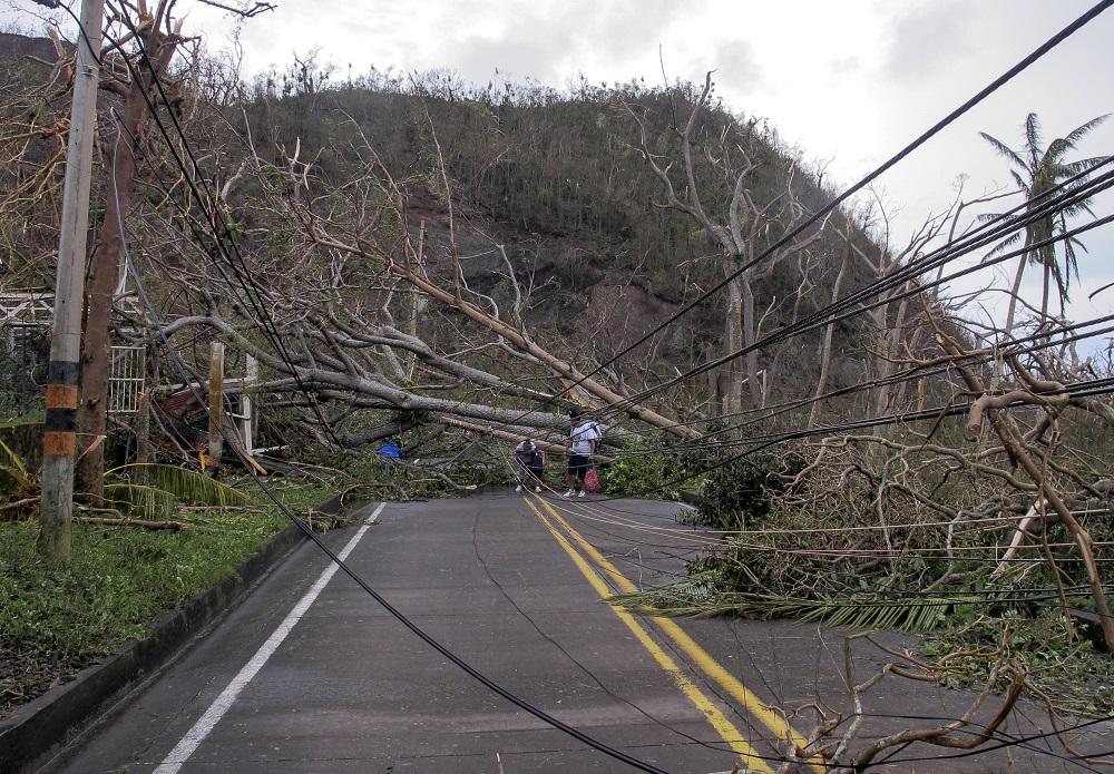 San Andrés, uno de los departamentos más afectados por las lluvias