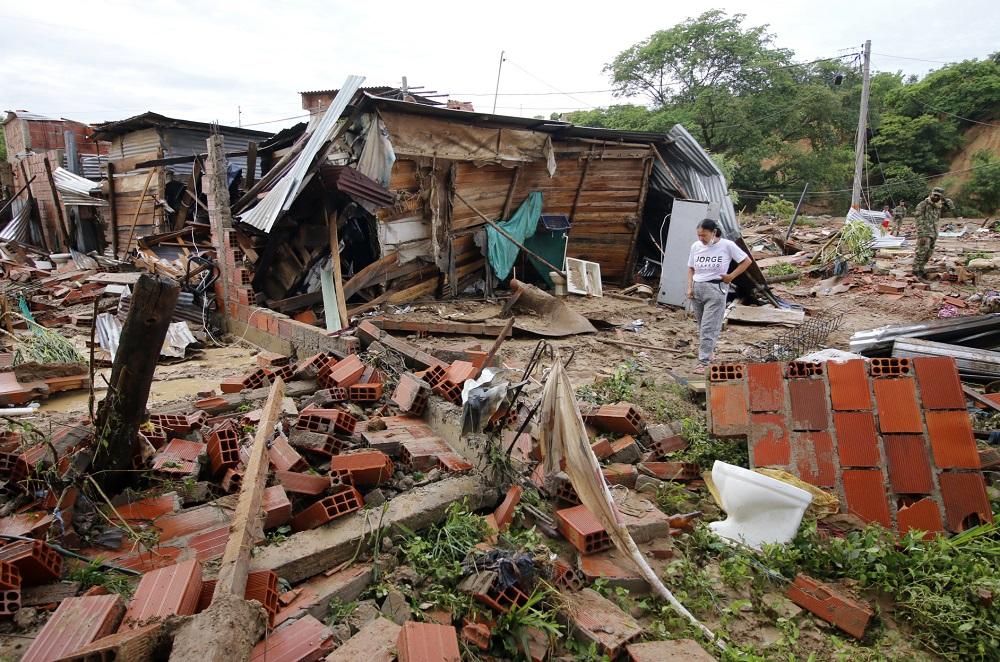 Norte de Santander, uno de los departamentos más afectados por las lluvias