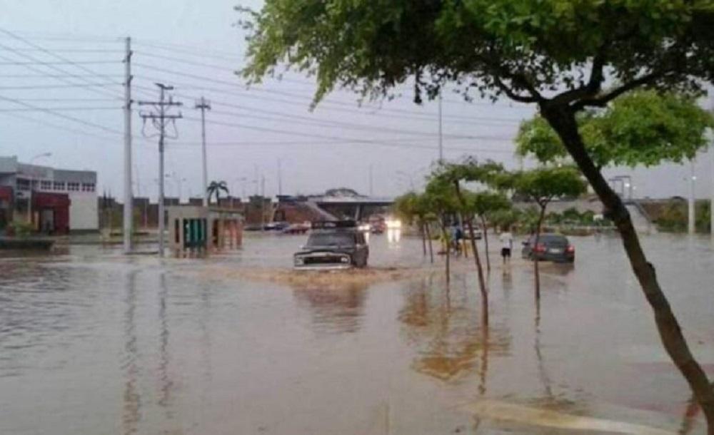 La Guajira, uno de los departamentos más afectados por las lluvias