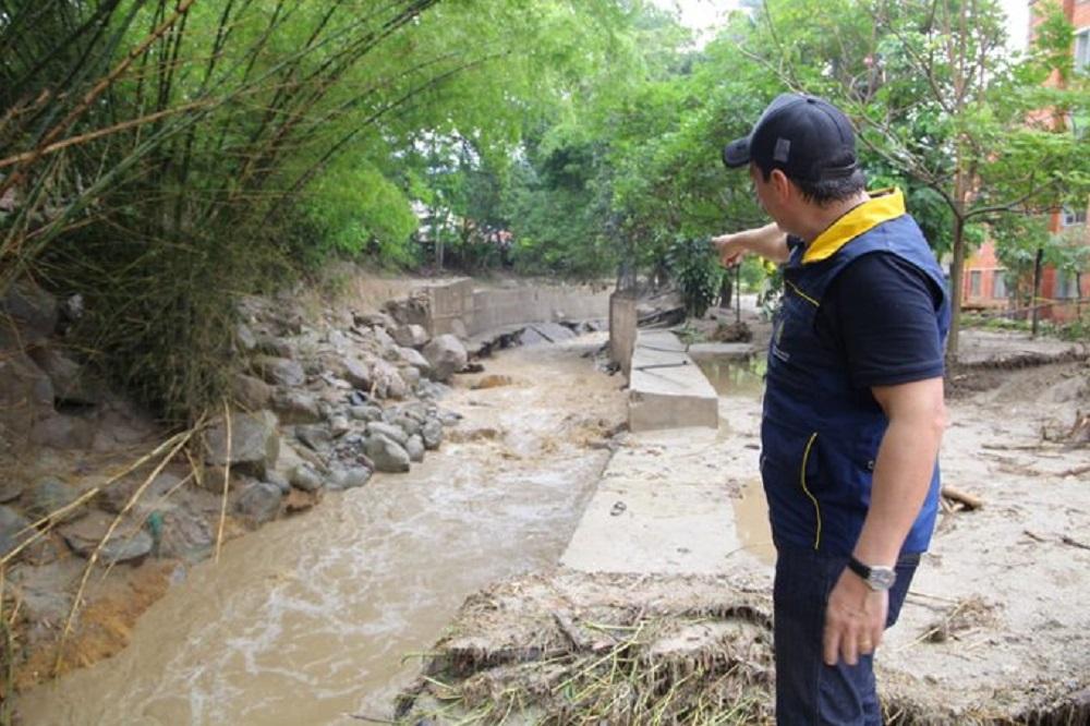 Santander, uno de los departamentos más afectados por las lluvias