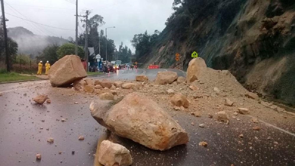 Cundinamarca, uno de los departamentos más afectados por las lluvias