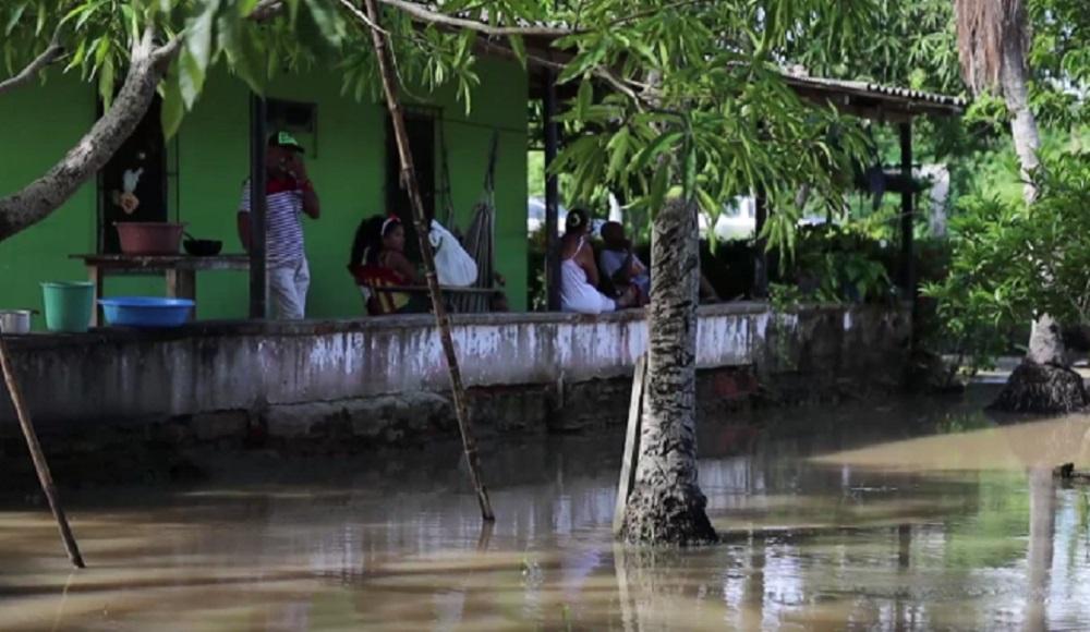 Atlantico, uno de los departamentos más afectados por las lluvias